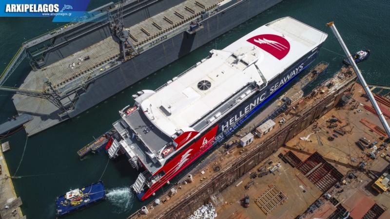 ναυπηγεία Σπανόπουλου το Highspeed Εντυπωσιακό βίντεο 4, Αρχιπέλαγος, Ναυτιλιακή πύλη ενημέρωσης