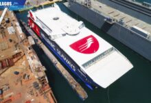 ναυπηγεία Σπανόπουλου το Highspeed Εντυπωσιακό βίντεο 7, Αρχιπέλαγος, Ναυτιλιακή πύλη ενημέρωσης