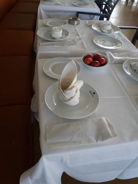 πασχαλινό τραπέζι στα Κατάπολα 13, Αρχιπέλαγος, Ναυτιλιακή πύλη ενημέρωσης