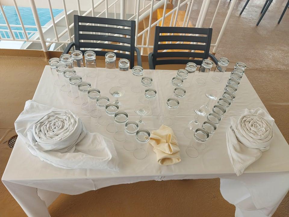 πασχαλινό τραπέζι στα Κατάπολα 4, Αρχιπέλαγος, Ναυτιλιακή πύλη ενημέρωσης