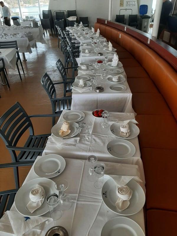 πασχαλινό τραπέζι στα Κατάπολα 8, Αρχιπέλαγος, Ναυτιλιακή πύλη ενημέρωσης