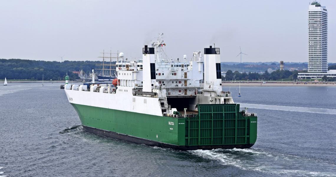 RoRo Baltica Νέο πλοίο για την Salamis Lines 1, Αρχιπέλαγος, Ναυτιλιακή πύλη ενημέρωσης