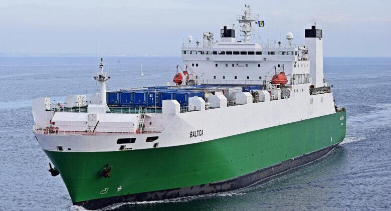 RoRo Baltica Νέο πλοίο για την Salamis Lines, Αρχιπέλαγος, Ναυτιλιακή πύλη ενημέρωσης