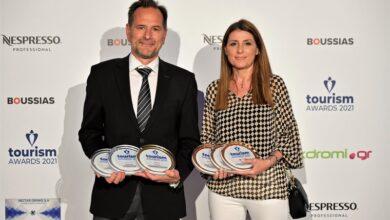 βραβεία για την Attica Group στα Tourism Awards 2021 1, Αρχιπέλαγος, Ναυτιλιακή πύλη ενημέρωσης