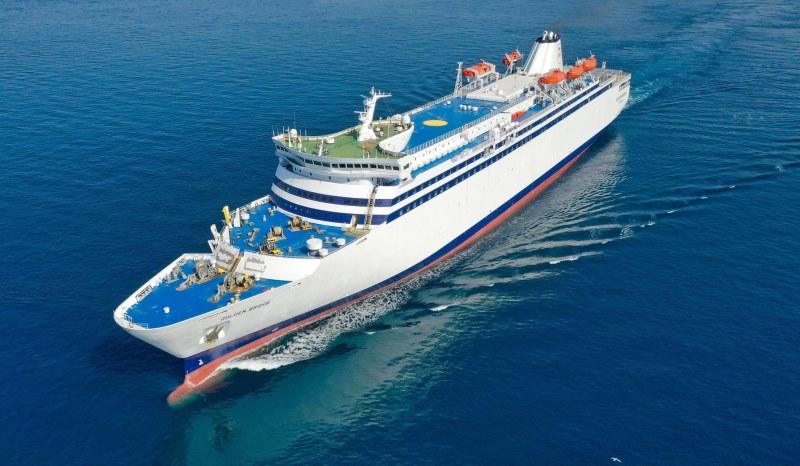 Το πλοίο Golden Bridge της AShips Management SA της οικογένειας Αρκουμάνη