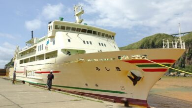 Mishima Νέα αγορά για τη Saos Ferries, Αρχιπέλαγος, Ναυτιλιακή πύλη ενημέρωσης