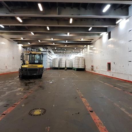 RoRo Baltica Παραδόθηκε στην Salamis Lines 3, Αρχιπέλαγος, Ναυτιλιακή πύλη ενημέρωσης