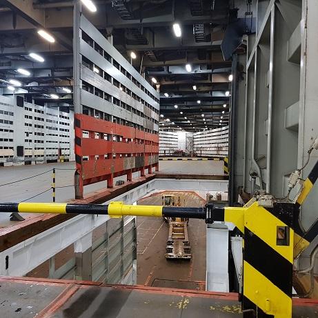 RoRo Baltica Παραδόθηκε στην Salamis Lines 4, Αρχιπέλαγος, Ναυτιλιακή πύλη ενημέρωσης