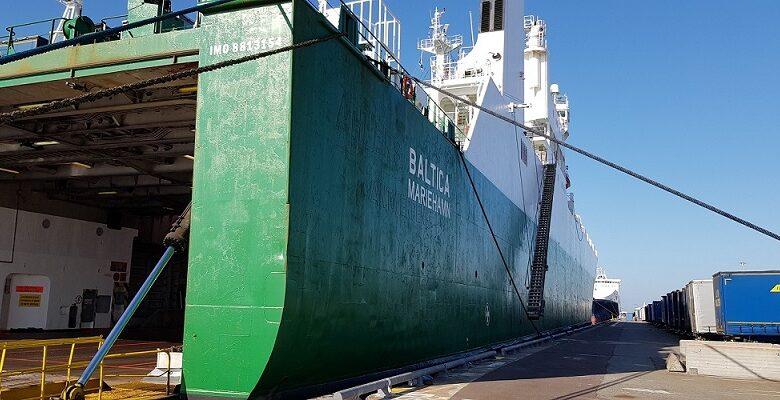 RoRo Baltica Παραδόθηκε στην Salamis Lines, Αρχιπέλαγος, Ναυτιλιακή πύλη ενημέρωσης