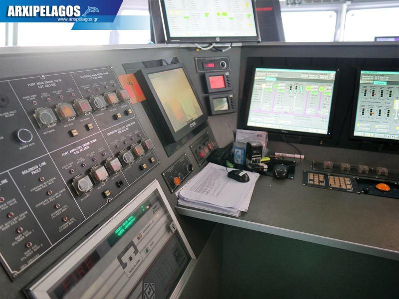 HSC THUNDER Ένα βέλος στο σωστό στόχο Αφιέρωμα στο ταχύπλοο 18, Αρχιπέλαγος, Ναυτιλιακή πύλη ενημέρωσης