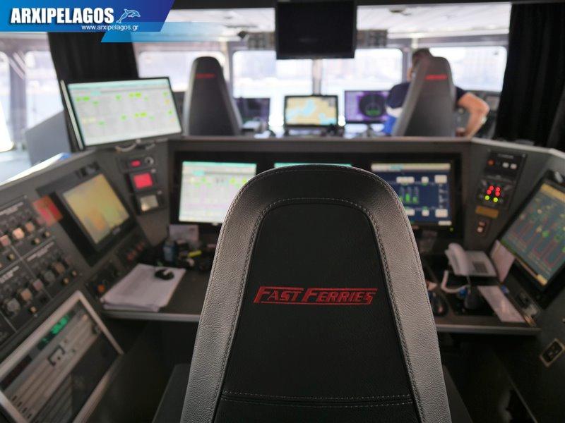 HSC THUNDER Ένα βέλος στο σωστό στόχο Αφιέρωμα στο ταχύπλοο 20, Αρχιπέλαγος, Ναυτιλιακή πύλη ενημέρωσης