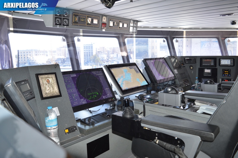 HSC THUNDER Ένα βέλος στο σωστό στόχο Αφιέρωμα στο ταχύπλοο 22, Αρχιπέλαγος, Ναυτιλιακή πύλη ενημέρωσης