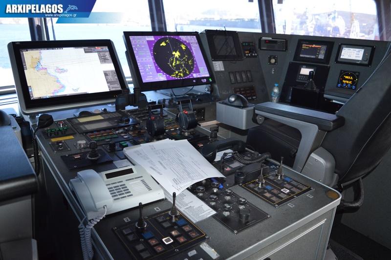 HSC THUNDER Ένα βέλος στο σωστό στόχο Αφιέρωμα στο ταχύπλοο 24, Αρχιπέλαγος, Ναυτιλιακή πύλη ενημέρωσης