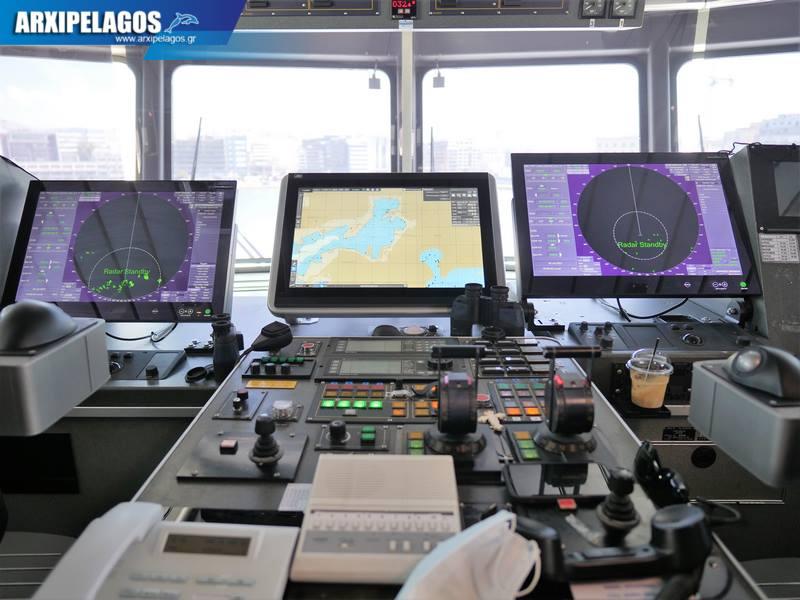 HSC THUNDER Ένα βέλος στο σωστό στόχο Αφιέρωμα στο ταχύπλοο 27, Αρχιπέλαγος, Ναυτιλιακή πύλη ενημέρωσης