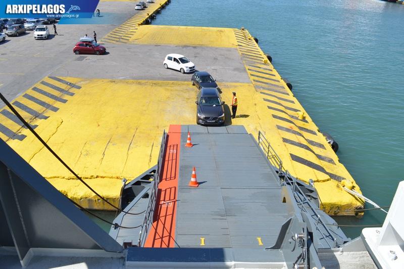 HSC THUNDER Ένα βέλος στο σωστό στόχο Αφιέρωμα στο ταχύπλοο 33, Αρχιπέλαγος, Ναυτιλιακή πύλη ενημέρωσης
