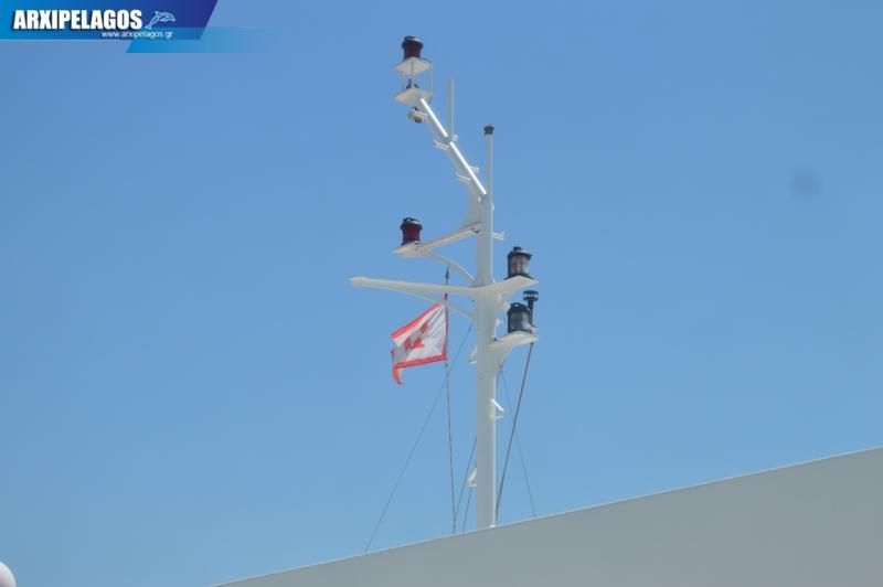 HSC THUNDER Ένα βέλος στο σωστό στόχο Αφιέρωμα στο ταχύπλοο 34, Αρχιπέλαγος, Ναυτιλιακή πύλη ενημέρωσης