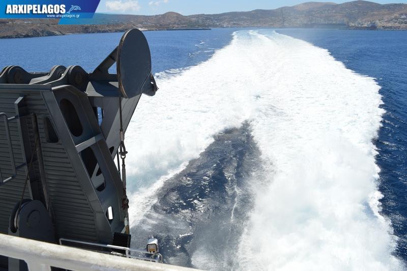 HSC THUNDER Ένα βέλος στο σωστό στόχο Αφιέρωμα στο ταχύπλοο 36, Αρχιπέλαγος, Ναυτιλιακή πύλη ενημέρωσης