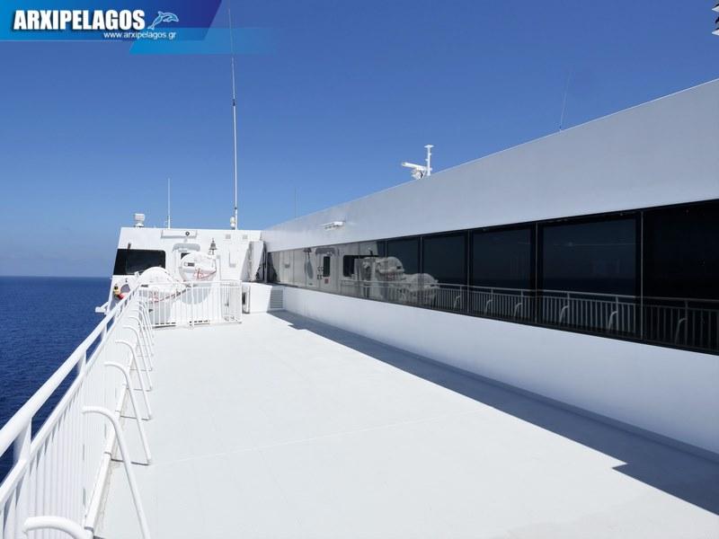 HSC THUNDER Ένα βέλος στο σωστό στόχο Αφιέρωμα στο ταχύπλοο 40, Αρχιπέλαγος, Ναυτιλιακή πύλη ενημέρωσης