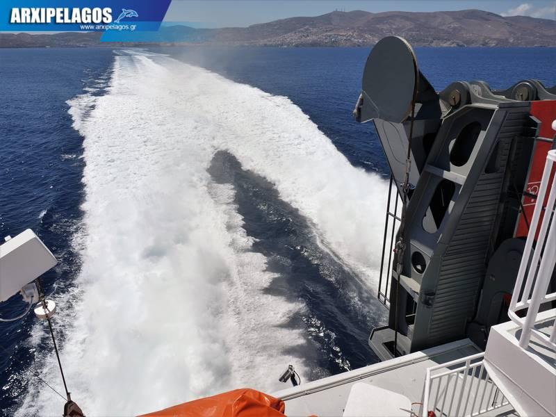 HSC THUNDER Ένα βέλος στο σωστό στόχο Αφιέρωμα στο ταχύπλοο 42, Αρχιπέλαγος, Ναυτιλιακή πύλη ενημέρωσης