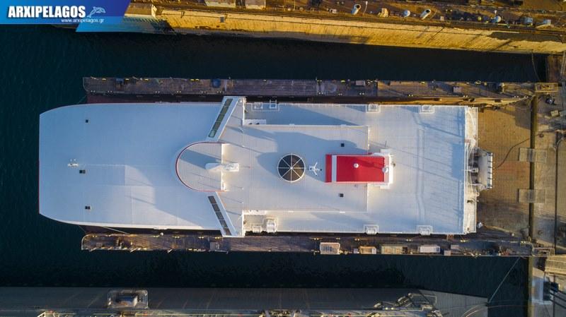 HSC THUNDER Ένα βέλος στο σωστό στόχο Αφιέρωμα στο ταχύπλοο 61, Αρχιπέλαγος, Ναυτιλιακή πύλη ενημέρωσης