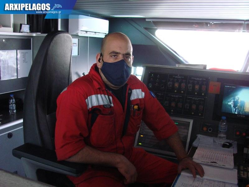 HSC THUNDER Ένα βέλος στο σωστό στόχο Αφιέρωμα στο ταχύπλοο 66, Αρχιπέλαγος, Ναυτιλιακή πύλη ενημέρωσης