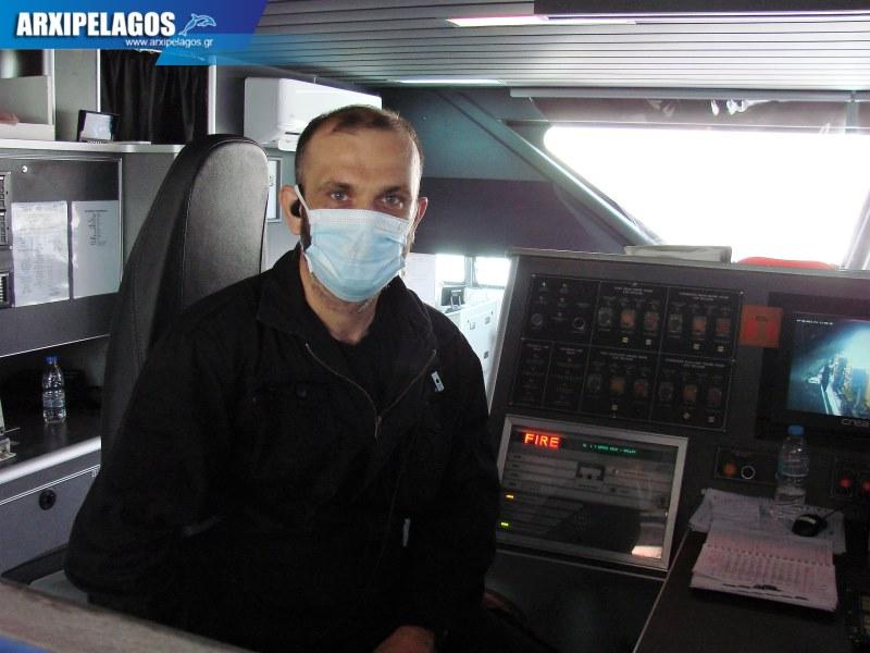 HSC THUNDER Ένα βέλος στο σωστό στόχο Αφιέρωμα στο ταχύπλοο 67, Αρχιπέλαγος, Ναυτιλιακή πύλη ενημέρωσης