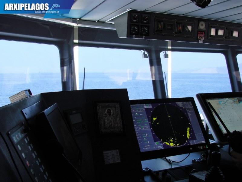 HSC THUNDER Ένα βέλος στο σωστό στόχο Αφιέρωμα στο ταχύπλοο 69, Αρχιπέλαγος, Ναυτιλιακή πύλη ενημέρωσης