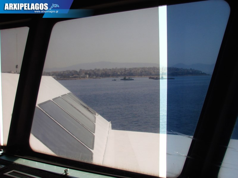 HSC THUNDER Ένα βέλος στο σωστό στόχο Αφιέρωμα στο ταχύπλοο 70, Αρχιπέλαγος, Ναυτιλιακή πύλη ενημέρωσης