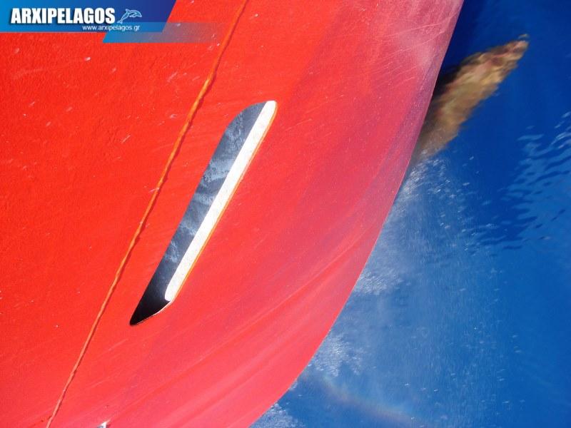 HSC THUNDER Ένα βέλος στο σωστό στόχο Αφιέρωμα στο ταχύπλοο 74, Αρχιπέλαγος, Ναυτιλιακή πύλη ενημέρωσης