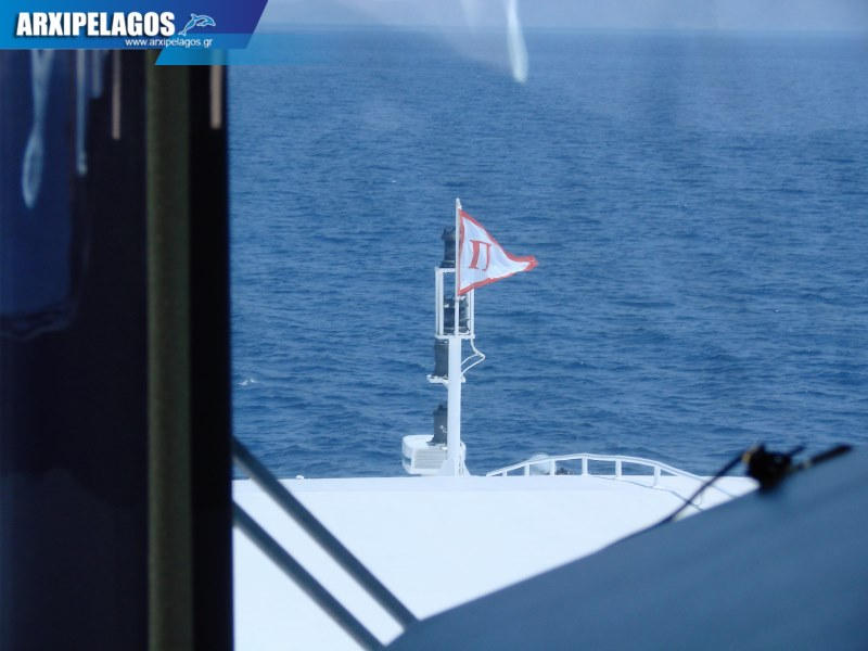 HSC THUNDER Ένα βέλος στο σωστό στόχο Αφιέρωμα στο ταχύπλοο 75, Αρχιπέλαγος, Ναυτιλιακή πύλη ενημέρωσης