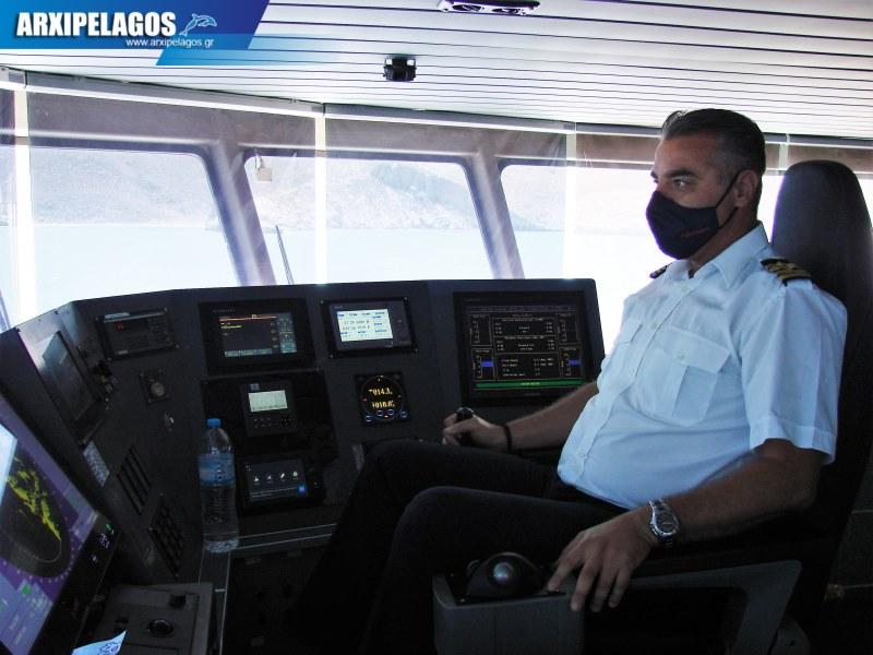 HSC THUNDER Ένα βέλος στο σωστό στόχο Αφιέρωμα στο ταχύπλοο 76, Αρχιπέλαγος, Ναυτιλιακή πύλη ενημέρωσης