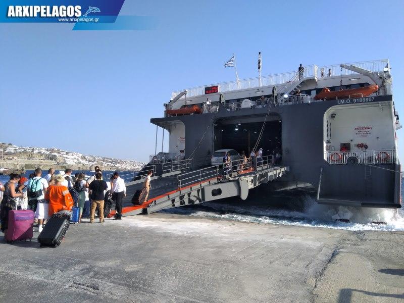 HSC THUNDER Ένα βέλος στο σωστό στόχο Αφιέρωμα στο ταχύπλοο 82, Αρχιπέλαγος, Ναυτιλιακή πύλη ενημέρωσης