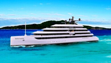 Emerald Cruises παρουσίασε το Emerald Sakara, Αρχιπέλαγος, Ναυτιλιακή πύλη ενημέρωσης