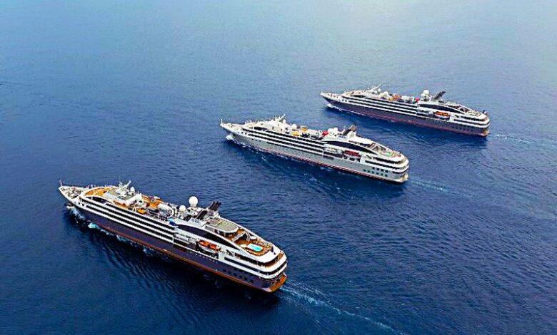 Ponant Croisieres 2022, Αρχιπέλαγος, Ναυτιλιακή πύλη ενημέρωσης