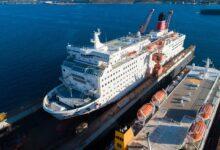 Saga δεξαμενισμός και επισκευές στο Πέραμα, Αρχιπέλαγος, Ναυτιλιακή πύλη ενημέρωσης