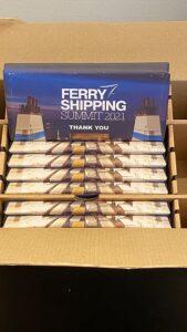 ferry shipping summit 20, Αρχιπέλαγος, Ναυτιλιακή πύλη ενημέρωσης