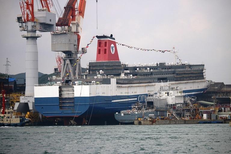το Ferry Fukuoka της ιαπωνικής Meimon Taiyo Ferry 2, Αρχιπέλαγος, Ναυτιλιακή πύλη ενημέρωσης