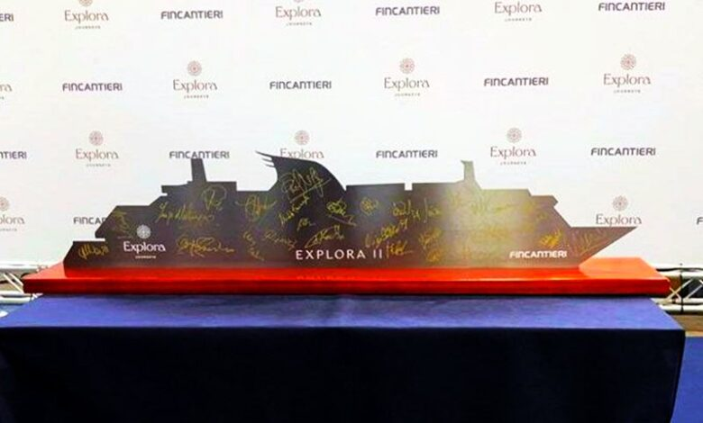 οι εργασίες ναυπήγησης του Explora II, Αρχιπέλαγος, Ναυτιλιακή πύλη ενημέρωσης