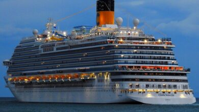 Costa Venezia για πρώτη φορά στον Πειραιά, Αρχιπέλαγος, Ναυτιλιακή πύλη ενημέρωσης