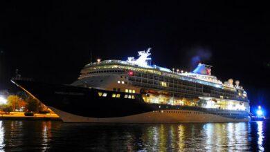 Marella Discovery ξανά στο Γύθειο εκτάκτως, Αρχιπέλαγος, Ναυτιλιακή πύλη ενημέρωσης