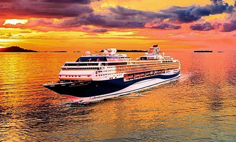 Mein Schiff Herz στη Marella Cruises, Αρχιπέλαγος, Ναυτιλιακή πύλη ενημέρωσης