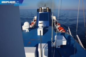 Superferry II Αποχωρεί μετά από 28 χρόνια το βασιλοβάπορο της Ραφήνας 11, Αρχιπέλαγος, Ναυτιλιακή πύλη ενημέρωσης