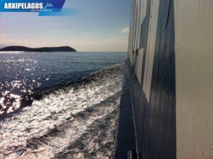 Superferry II Αποχωρεί μετά από 28 χρόνια το βασιλοβάπορο της Ραφήνας 12, Αρχιπέλαγος, Ναυτιλιακή πύλη ενημέρωσης